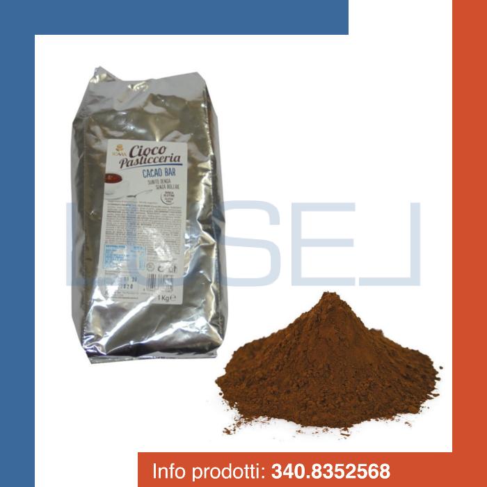 KG 1 Preparato per cioccolata calda senza glutine