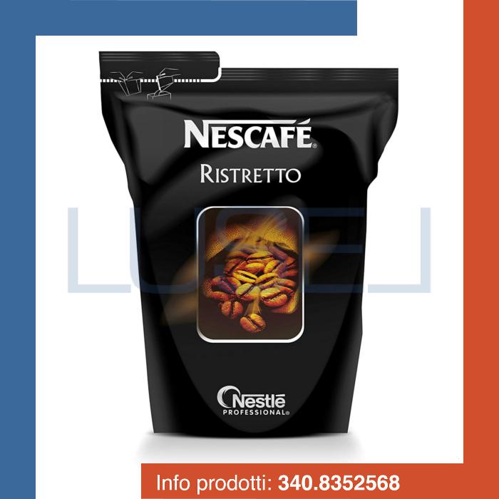 GR 250 Nescafè Ristretto solubile Caffè liofilizzato istantaneo