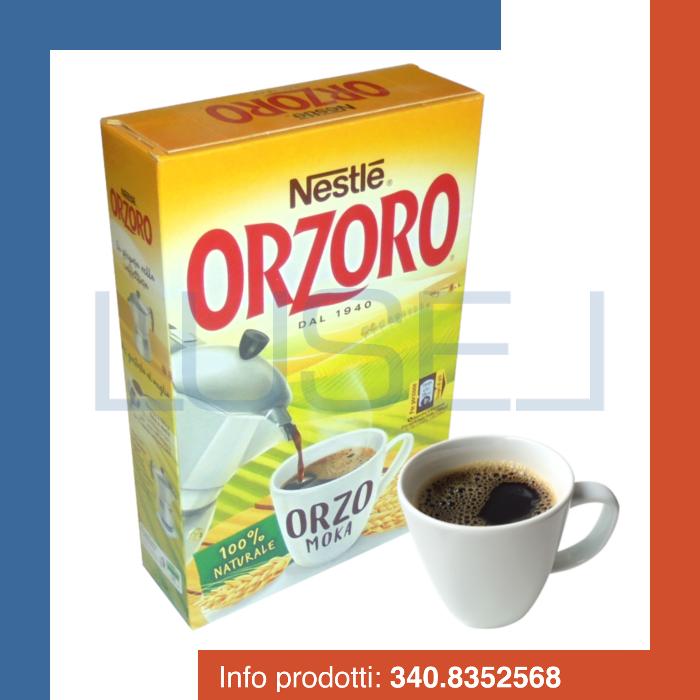 Gr 500 Nestle' Orzoro orzo naturale in polvere per caffettiere e moka