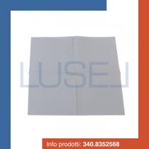 PZ 200 Tovaglioli due veli in ovatta bianco white da cm 38x38 paper napkin tovagliolo da bar salvietta