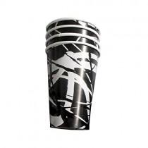 """Pz 225 Bicchieri da cc 370 in cartoncino termosaldato per granite frullati e frappe' """"marcoSabatiniStyle"""""""