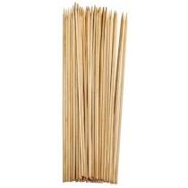 PZ 1000 Spiedini per aperitivo in legno da cm 25 in bamboo