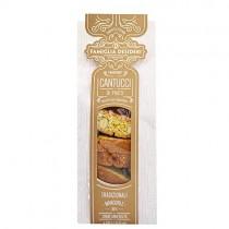 GR 180 cantucci di prato tradizionali alle mandorle (30%) cantuccini fragranti