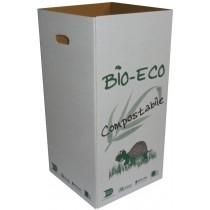 PZ 5 Contenitore porta rifiuti - cartone per raccolta differenziata
