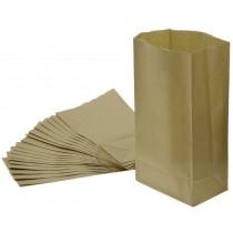 PZ 30 Sacchi in carta per raccolta differenziata per immondizia e spazzatura