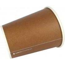 PZ 100 Bicchieri termici ml 240 in cartone (8 oz) ideali per caffè e bevande calde