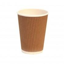 PZ 100 Bicchieri termici da ml 250 ideali per caffe' e bevande calde in cartone
