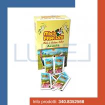 PZ 100 Miele di acacia monodose 100 % italiano in bustina gr. 5 dolcificante naturale honey natural sweetener