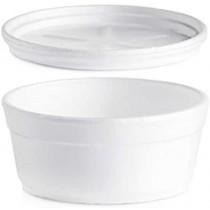 PZ 25 Barattolo termico da 340 cc vaschetta per asporto gelati yogurt e macedonie take away