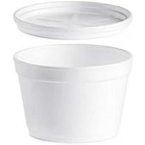 PZ 25 Barattolo termico 500 cc vaschetta per asporto gelati yogurt e macedonie