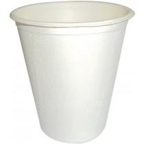 PZ 50 Bicchiere in polpa di cellulosa cc 260 compostabile biodegradabile 100% naturale ecologico