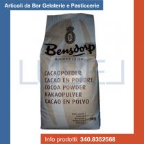 KG 5 Cacao in polvere Bensdorp, dutch cocoa powder in busta