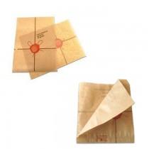 Kit Promozionale pz 1000 Foglietti + pz 1000 Sacchetti aperti da un lato in carta antigrasso