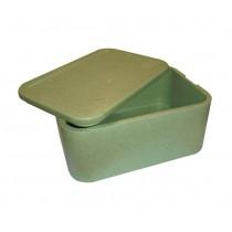 PZ 1 Cassa termica Verde con coperchio per asporto di gelati ed alimenti in polistirolo ultraresistente