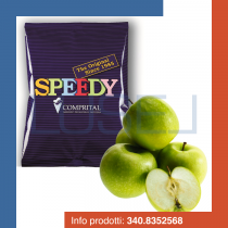 "Gr 1250 preparato al gusto ""mela verde"" per gelato e ghiaccioli"