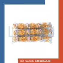 PZ 21 Cono per gelato in cialda wafer formato piccolo imbustato per gelaterie e pasticcerie