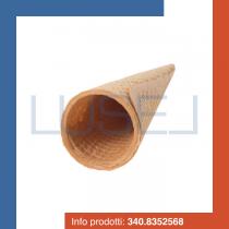 PZ 335 cono per gelato cialda per gelato medio in cialda arrotolata Cono 2000 croccante