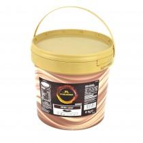 kg 6 di crema al cioccolato crema luisa per uso professionale ideale per torte, pasticceria e gelateria