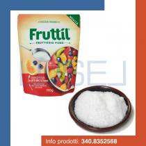 GR 500 Fruttil Puoch fruttosio in polvere cristallino per macedonie e bevande