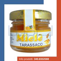 PZ 10 Miele di tarassaco in vaso vetro da gr. 30