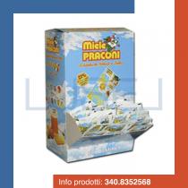 PZ 200 Miele Praconi monodose 100 %italiano in bustina da gr. 6