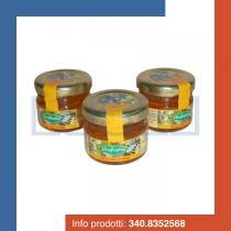 PZ 10 Miele millefiori in vaso di vetro monodose da gr 30 dolcificante honey natural sweetener