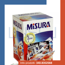 PZ 280 Zucchero dolcificante dietetico Misura in bustina in dispenser