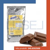 """Kg 1,35 Preparato in busta per gelato al cioccolato al latte """"Nesquik"""""""
