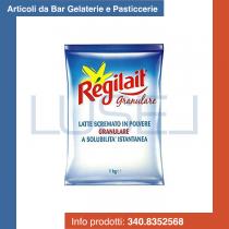 KG 1 Latte in polvere scremato granulare Regilait per distributori automatici