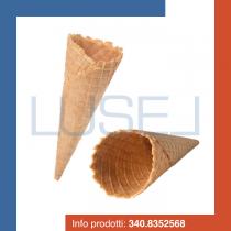 PZ 420 Cono Tiepolo per gelato in cialda arrotolato piccolo