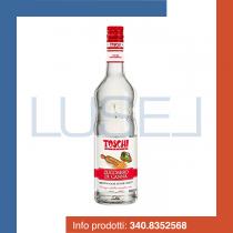 LT 1 Sciroppo di zucchero di canna liquido Toschi in bottiglia di vetro kg 1,32