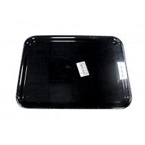 PZ 5 Vassoio formato medio in plastica rigida color nero black