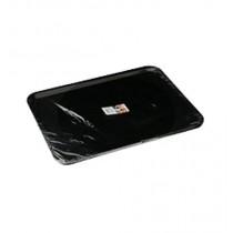 PZ 5 Vassoio formato grande in plastica rigida color nero black
