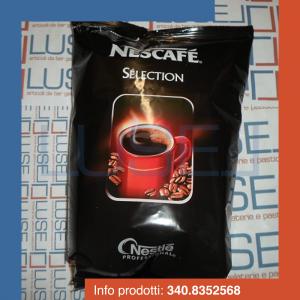 GR 500 Caffè Nescafè Selection solubile istantaneo (miscela arabica /robusta)